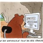 Bärige Cartoons – Holzbaum Verlag / Clemens Ettenauer (Hg.)