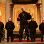 Singend betend: Peter Orloff und der Schwarzmeer Kosaken-Chor in Sontra