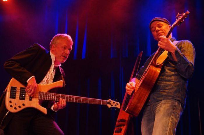 Tony Kaltenberg und Carsten Hormes (Foto: Eric Höllisch)