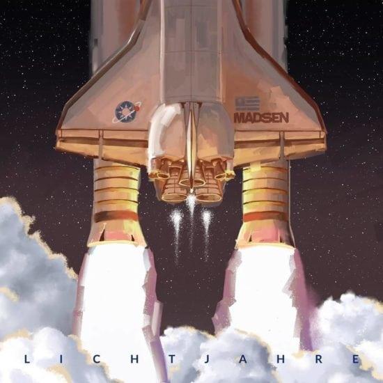 Madsen - Lichtjahre (Arising Empire/Warner)