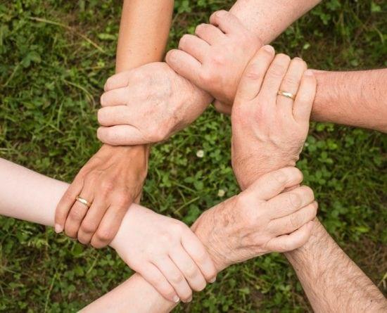 Gemeinsam gegen Gewalt: