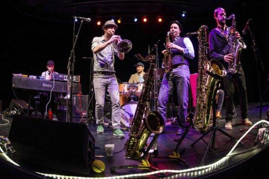 Jazz aus der ganzen Welt - 41. Göttinger Jazzfestival im November