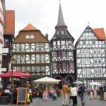 Herbstmarkt in historischem Ambiente – das Erntedankfest Fritzlar
