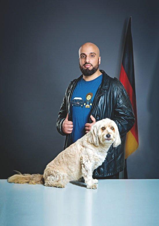 Ww präsentiert: Staatsfreund Nr.1 - Abdelkarim in Paderborn!
