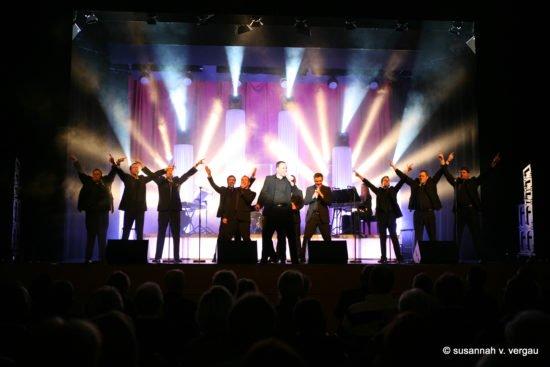 Die Nacht der fünf Tenöre - Klassik-Konzert in Paderborn und Marburg