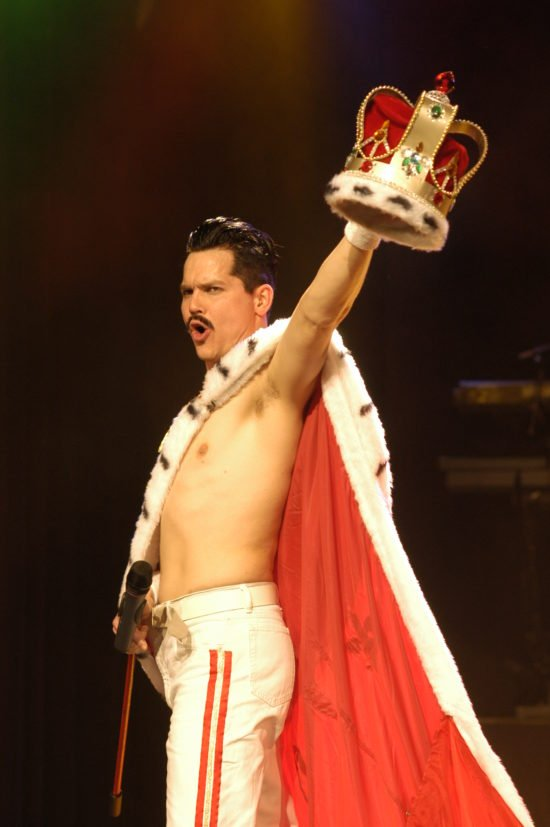 God Save The Queen - Queen-Tribute Band in Paderborn