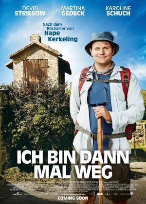 """Cover von seinem Erfolgsbuch """"Ich bin dann mal weg""""."""