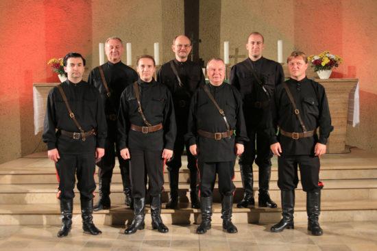 Maxim Kowalew Don Kosaken-Chor in Lauenförde