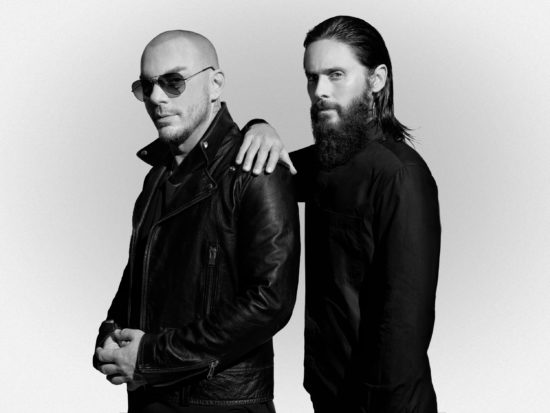 30 Seconds To Mars - Die Brüder Jared und Shannon Leto (c) CCA