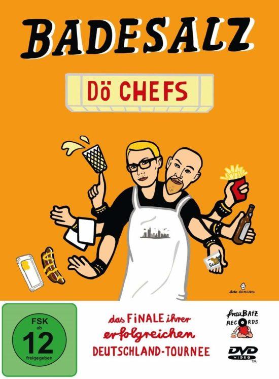 Badesalz DVD Dö Chefs