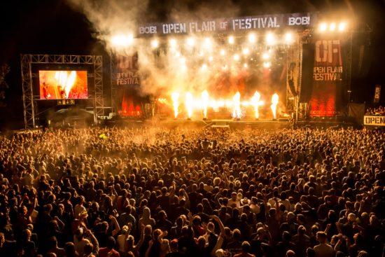 Wegen Corona-Krise: 36. Open Flair Festival wird auf 2021 verschoben
