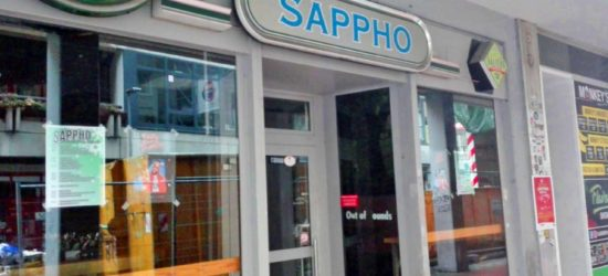 Sappho schließt – Emotionale Reaktionen auf Facebook!