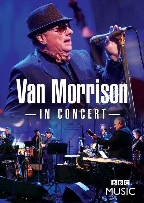 Van Morrison DVD In Concert