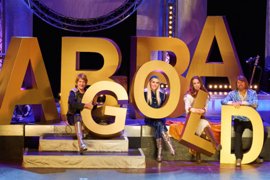 "Abba Gold möchte ""goldene"" Zeiten wieder heraufbeschwören. Aufgepasst Abba Fans!"