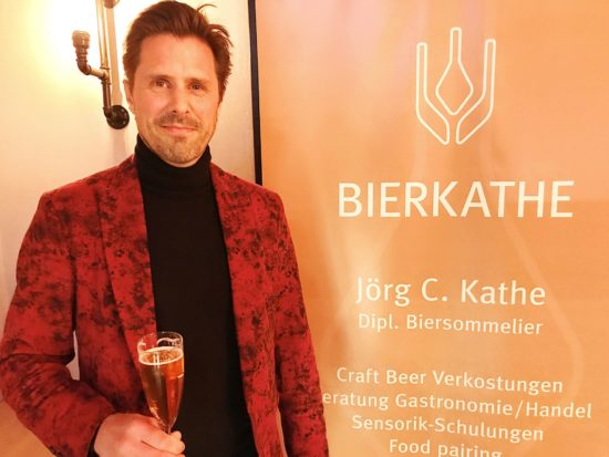 Craft-Beer Experte Jörg C. Kathe im Interview