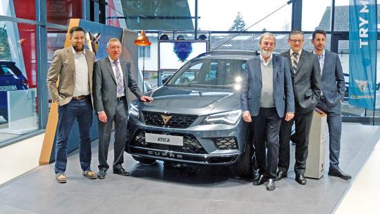 Autohaus Ostmann: Neuer - weiterer - Verkaufsstandort. Neue Marke im Portfolio!