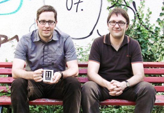Philipp Köster und Jens Kirschneck
