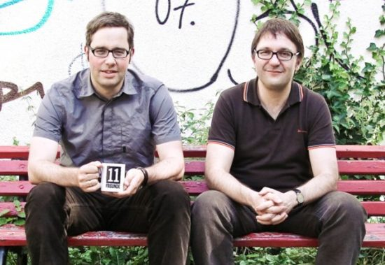 11 Freunde Redakteure live in Kassel: Lesung und Filme
