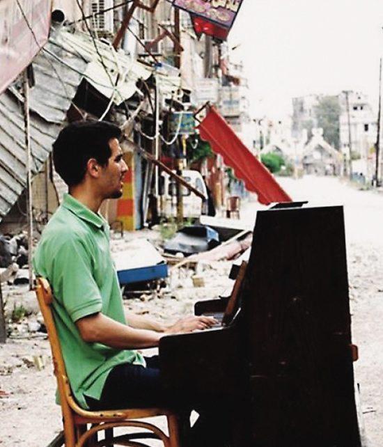 Aus dem Krieg in den Konzertsaal - Aeham Ahmad Konzert in der GRIMMWELT Kassel