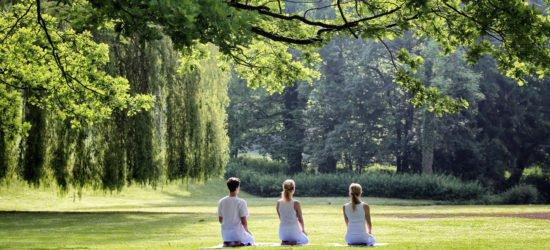 Zeit für Kreativität und Entspannung im Gräflichen Park Bad Driburg