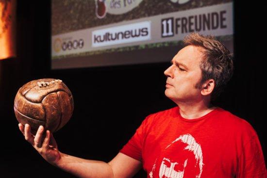 Zeigler über den Sinn des Fußballs (Fotocredit: Max Hartmann)