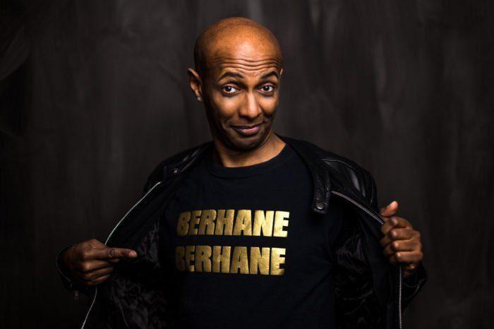 Berhane Berhane wird beim Comedy Night Club einer der vier Comedians sein.