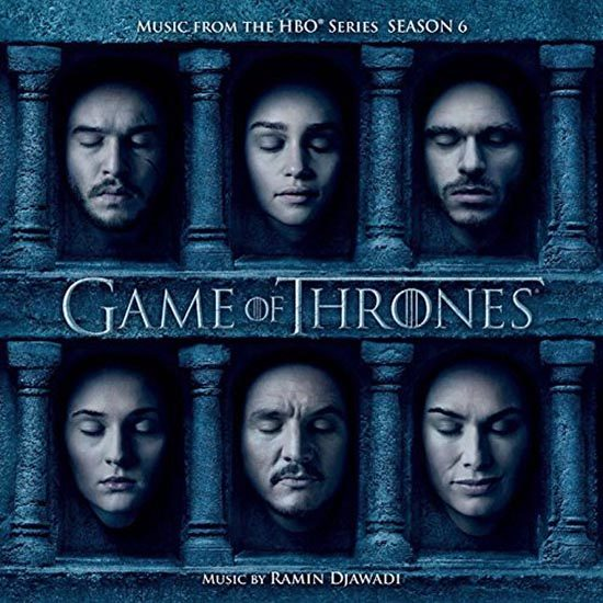 Game Of Thrones - CD Cover - (Watertower - Music from the HBO Series Season 6