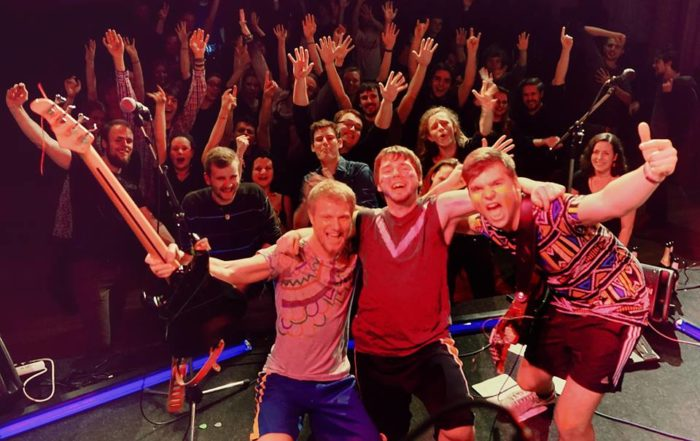 Boathouse Music Night mit Psyx und Peace, Love and Dixie!