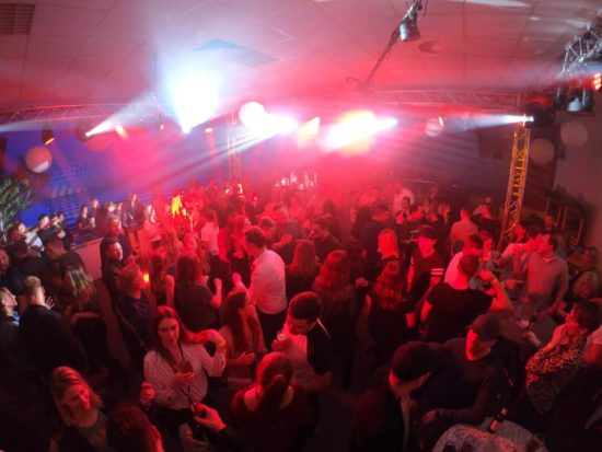 Club M-Party im Bolzano
