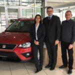 Autohaus Ostmann – Opening Days und Präsentation Seat Tarraco!