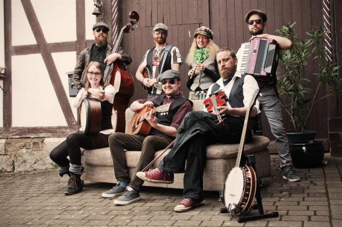 Die Band Begbie's Pint kommt am 9.2. nach Marsberg und bringt dort Irish-Folk auf die Bühne.