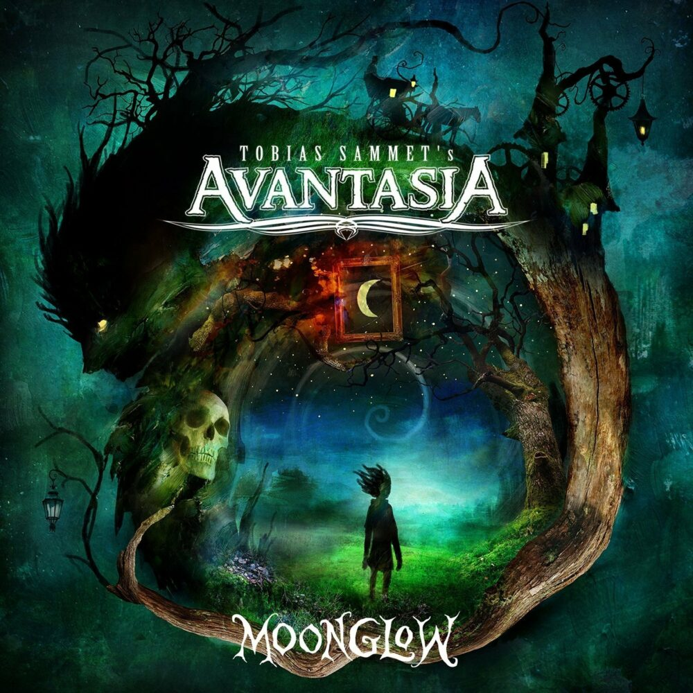 CD Cover Avantasia - Moonglow