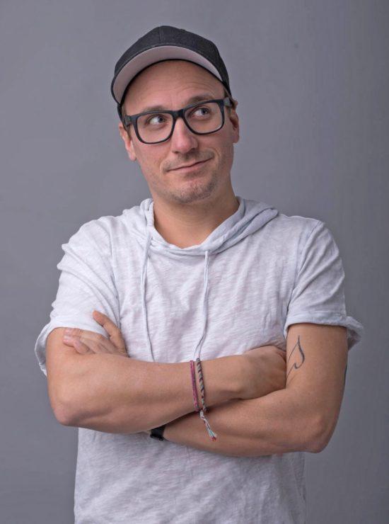 Comedian Der Storb - bald live in Paderborn!