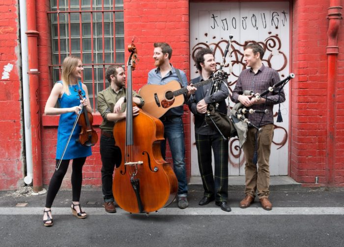 Am 27.3 treten unterschiedliche Künstler mit Fokus auf irische Musik auf.