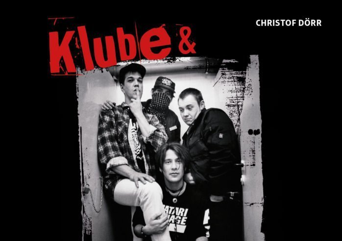 Klube & THE BATES - Buch Cover