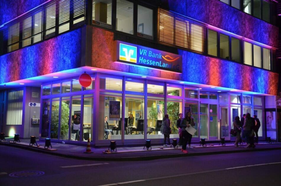 8. Nacht der Bewerber - Jobbörse der VR Bank HessenLand