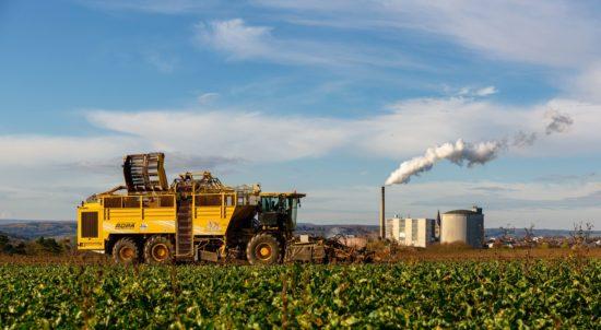 Stadt unterstützt Trecker-Korso gegen Schließung der Warburger Zuckerfabrik!