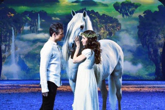 CAVALLUNA: Magische Welt der Pferde