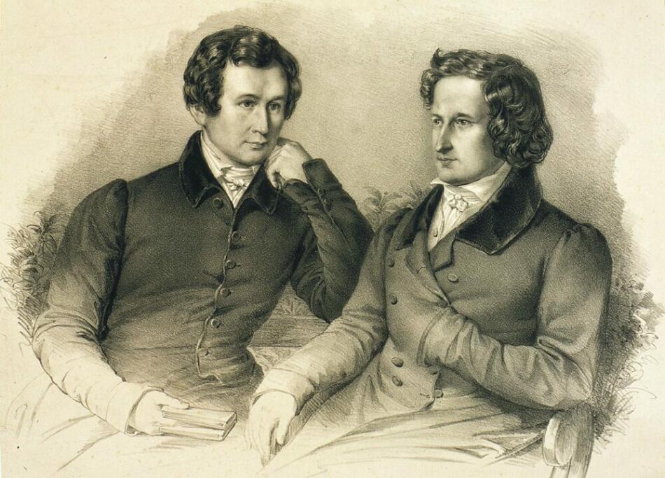 Wie sah das Privatleben der Brüder Grimm aus? Grimms Gerüchteküche klärt auf
