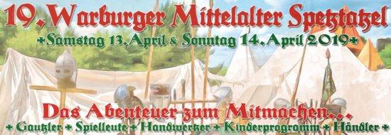 Auch in diesem Jahr: Mittelalter-Spektakel in Warburg!