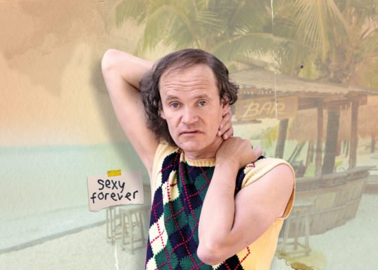 Sexy Forever! Olaf Schubert kommt nach Korbach