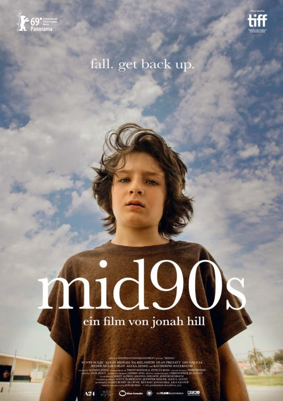 Film-Poster Mid90s