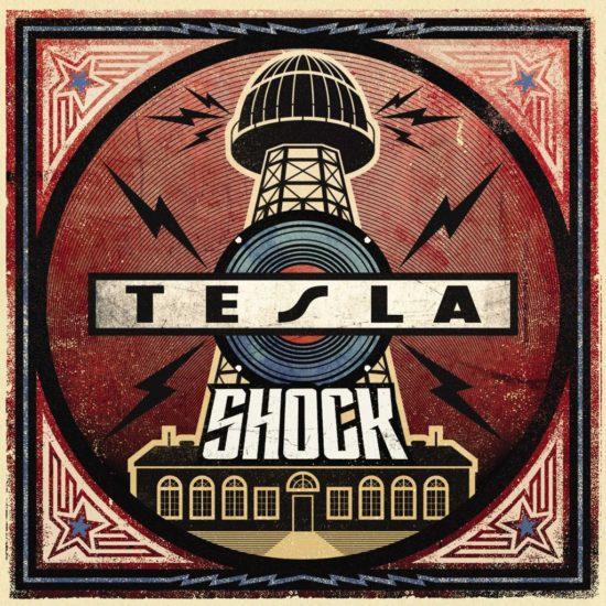 TESLA - Shock (Universal Music)