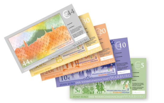 Warburg-Geld, eine kleine Erfolgsgeschichte.