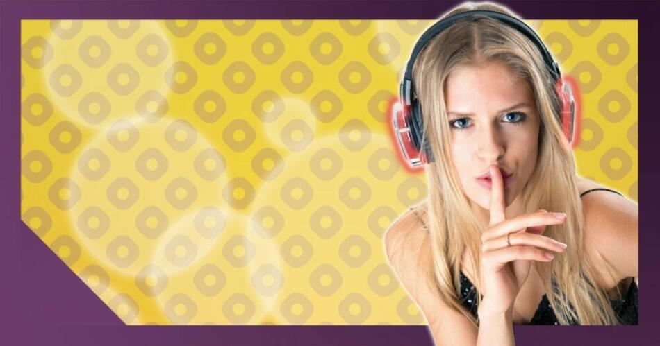 """Allersheimer Silent Festival- Bei einer Kopfhörer-Party, auch """"Silent Disco"""" genannt, ist die Musik über Funkkopfhörer anstatt über Lautsprecherboxen zu hören."""