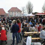 Im Kloster Haydau gabs Ahle Wurscht satt – Ahle-Wurscht-Tag in Morschen!