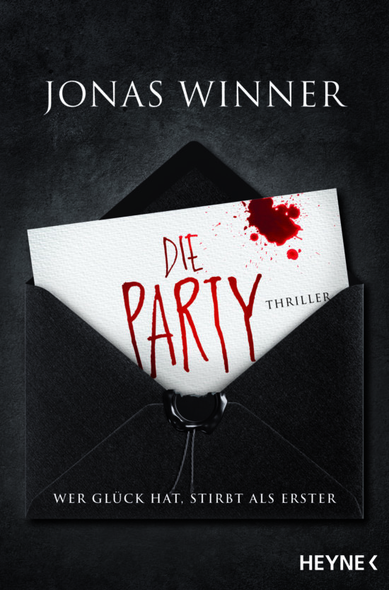 Jonas Winner - Die Party (Thriller) Heyne Verlag