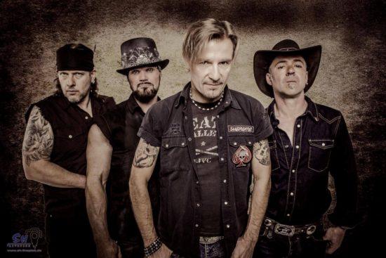 Weser Metal Meeting mit den Dezperadoz | (c) Bandfoto