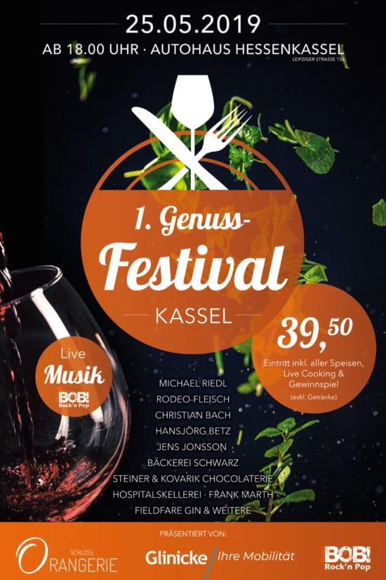 Für Feinschmecker! Das 1. Genuss-Festival im Autohaus Hessenkassel