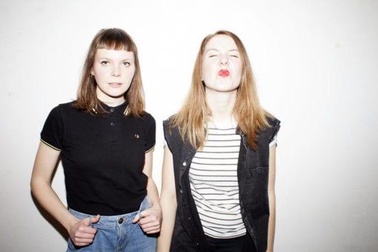 Gurr: Garage Rock-Duo